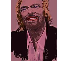 Warhol Branson Photographic Print