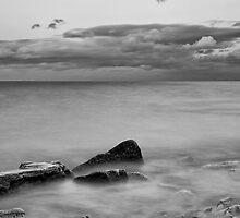 Sundown/Moonup by Doug Dawson
