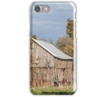 Getting on in years iPhone Case/Skin