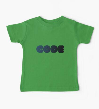 Code Baby Tee