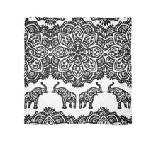 Indian Elephants Scarf