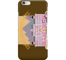 Why Do You Want To Be A Lobby Boy? iPhone Case/Skin