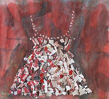 Red and white by Catrin Stahl-Szarka