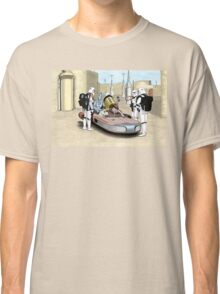 These Aren't the Droids You're Looking For Classic T-Shirt