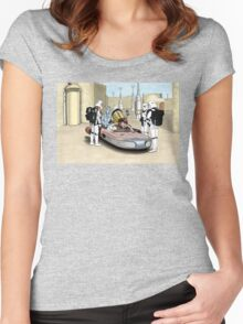 These Aren't the Droids You're Looking For Women's Fitted Scoop T-Shirt