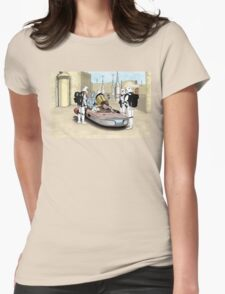 These Aren't the Droids You're Looking For Womens Fitted T-Shirt