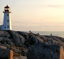 Safe Haven 2 - Peggy's Cove by Caites
