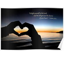 My Heart's Delight Poster