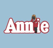 Little Orphan Annie Skywalker Baby Tee