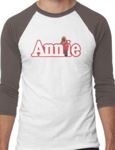 Little Orphan Annie Skywalker Men's Baseball ¾ T-Shirt