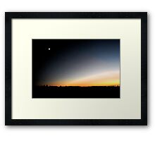 You Shine - without text Framed Print