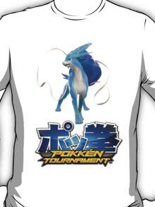 Pokkén Tournament! ~ SUICUNE T-Shirt