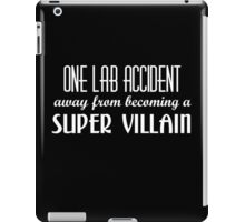 Super Villain iPad Case/Skin