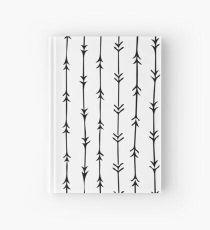 Arrow Hardcover Journal