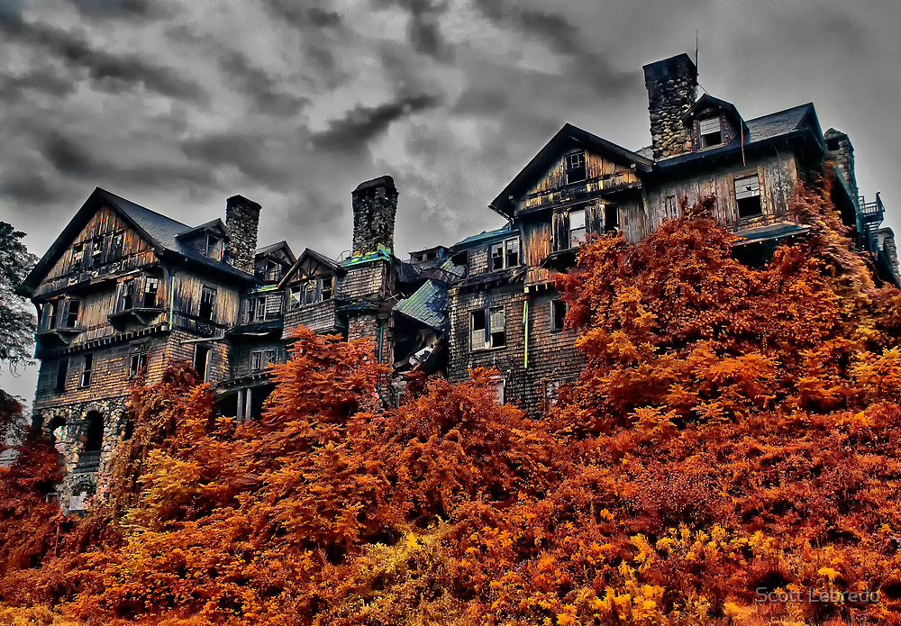 Bennett College by Scott Lebredo