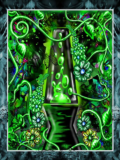 """Incense & Absinthe"" by Steve Farr"