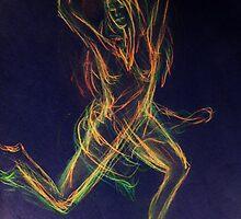 Feeling the Moment II by Robin Monroe
