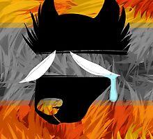The wolf who cried wolf by Kusti Sinkkonen
