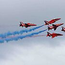 red arrows  by paul35