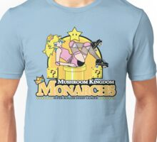 The Mushroom Kingdom Monarchs Unisex T-Shirt