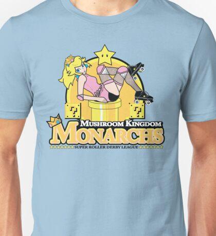 The Mushroom Kingdom Monarchs Unisex T-Shirt