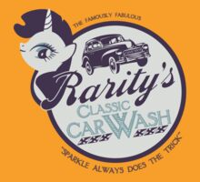 Rarity's Classic Car Wash by Rachael Thomas