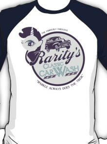 Rarity's Classic Car Wash T-Shirt