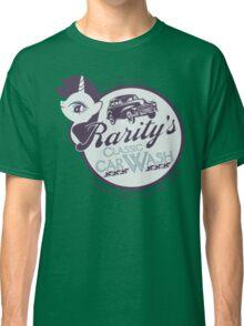 Rarity's Classic Car Wash Classic T-Shirt