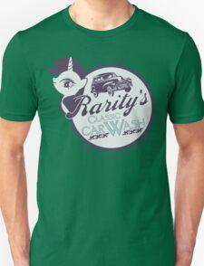 Rarity's Classic Car Wash Unisex T-Shirt
