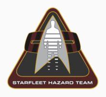 Starfleet Hazard Team Updated Logo Kids Clothes