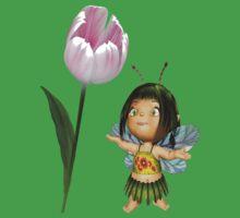 Blossom One Piece - Short Sleeve