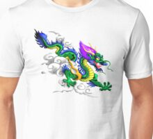 Oriental Dragon Unisex T-Shirt