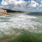 Boscombe Beach by Chris Day