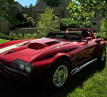 1963 Grand Sport Custom Built Corvette by TeeMack