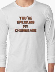 El Tigre Long Sleeve T-Shirt