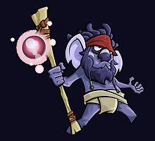 Guru by MissPyropixie