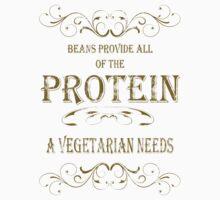 Beans for Vegetarians Kids Tee