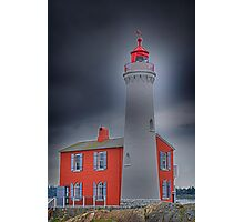 Fisgard Lighthouse Photographic Print