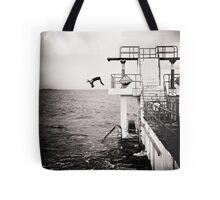 back flip.. Tote Bag