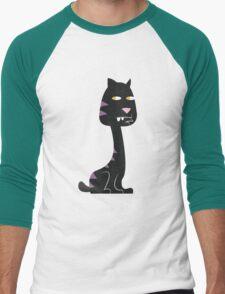 Halloween cartoon 06 Men's Baseball ¾ T-Shirt