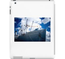 Victory Ship iPad Case/Skin