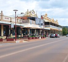 Stirling Tce, Toodyay by HG. QualityPhotography