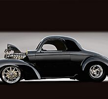 1941 Willys Coupe VS by DaveKoontz