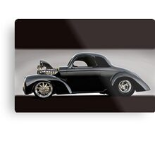 1941 Willys Coupe VS Metal Print