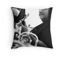 The Player Throw Pillow
