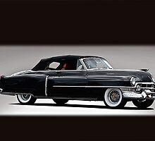 1953 Cadillac Eldorado Convertible VS by DaveKoontz