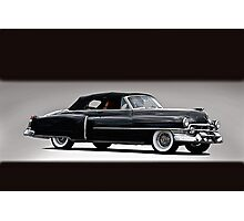 1953 Cadillac Eldorado Convertible VS Photographic Print