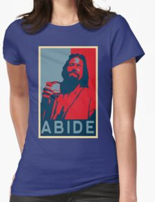 ABIDE Womens Fitted T-Shirt