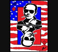 Hunter.S.Thompson. The Playing Card. by Brett Sixtysix Unisex T-Shirt