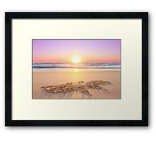 Mychal Framed Print